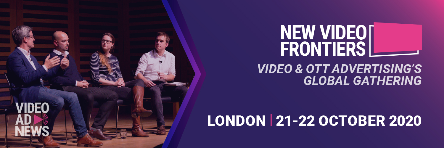 New Video Frontiers, London, 21-22 October, 2020