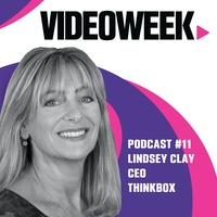 Lindsey Clay, CEO, Thinkbox