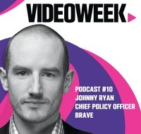 johnny Ryan, Chief Policy and Industry Relations Officer, Brave